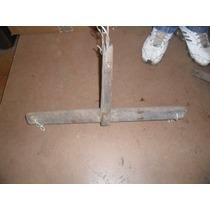 Balança Antiga Em Madeira Item 3 / 2kg 65x40 (wf)