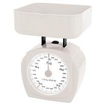 Balança De Cozinha Analógica C/ Bandeja Até 5kg Western Kc05