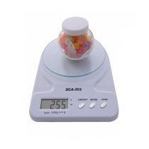Balança D Cozinha Digital Eletrônica Pesa De 1gr Até 7kg