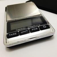 Balança Digital Alta Precisão 0,01g - 300g Frete Fixo