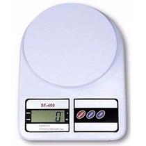 Balança Digital De Cozinha Sf-400 Até 5mil Gr - Frete Grátis