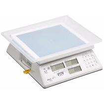 Balança Digital Ramuza 30k Display Luminoso Bateria 100 Hora