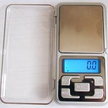 Mini Balança Pocket Digital De Alta Precisão 0,1g