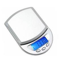Mini Balança Digital De Precisão 0,1g Até 500g Diamond A-04