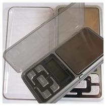 Mini Balança Pocket Digital De Alta Precisão -0,1 G - 500gr