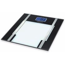 Balança Digital Com Medidores De Gordura E Líquido Corporal!