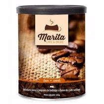 Café Marita 1 Pote 100gr Original Perca Peso Agora Com Saúde