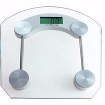 Balança Digital Vidro 180kg Banheiro Academia 1ano Garantia