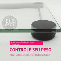 Melhor Preço Balança Digital Academia Banheiro Cozinha 180kg