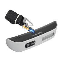Mini Balança Digital Eletrônica Pesa Até 50 Kg Portátil Top!