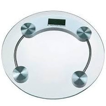 Balança Digital Eletrônica Casa Banheiro Cozinha Até 180kg