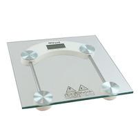Balança Digital Banheiro Vidro Temperado Até 150kg Techpower