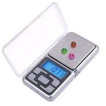 Balança Eletrônica Pocket Digital De Precisão Bolso Portatil