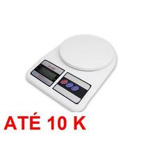 Balança Digital Eletrônica Para Cozinha Pesa De 1gr Até 10kg