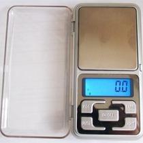 Balança Digital Pocket De Precisão Eletrônica De Bolso Mini
