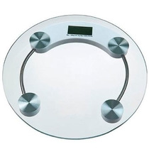 Balança Digital Elegante Moderna Vidro Temperado Ate 180kg