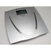 Balança Digital 3 Funções Taxa De Gordura Peso E Hidratação