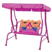 Cadeira De Balanço Infantil Mor Ursinho Para Jardim