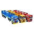 Brinquedos - Caminhão Scania Boiadeiro