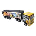 Brinquedos - Caminhão Scania Furgão