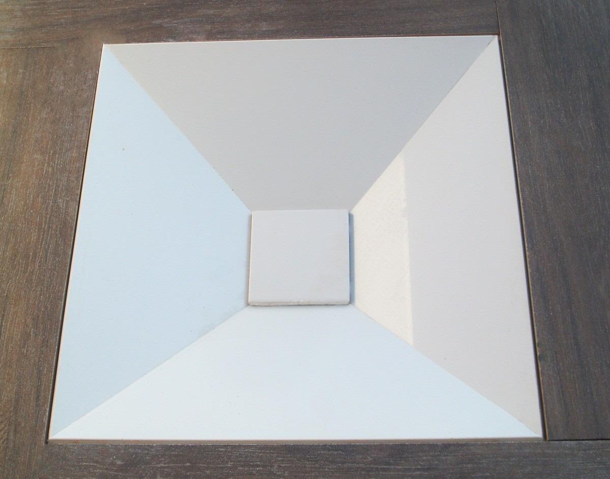 Bancada De Porcelanato Madeira Banheiro Arthome R$ 210 00 no  #6A5D50 1200x942 Banheiro Bancada Porcelanato