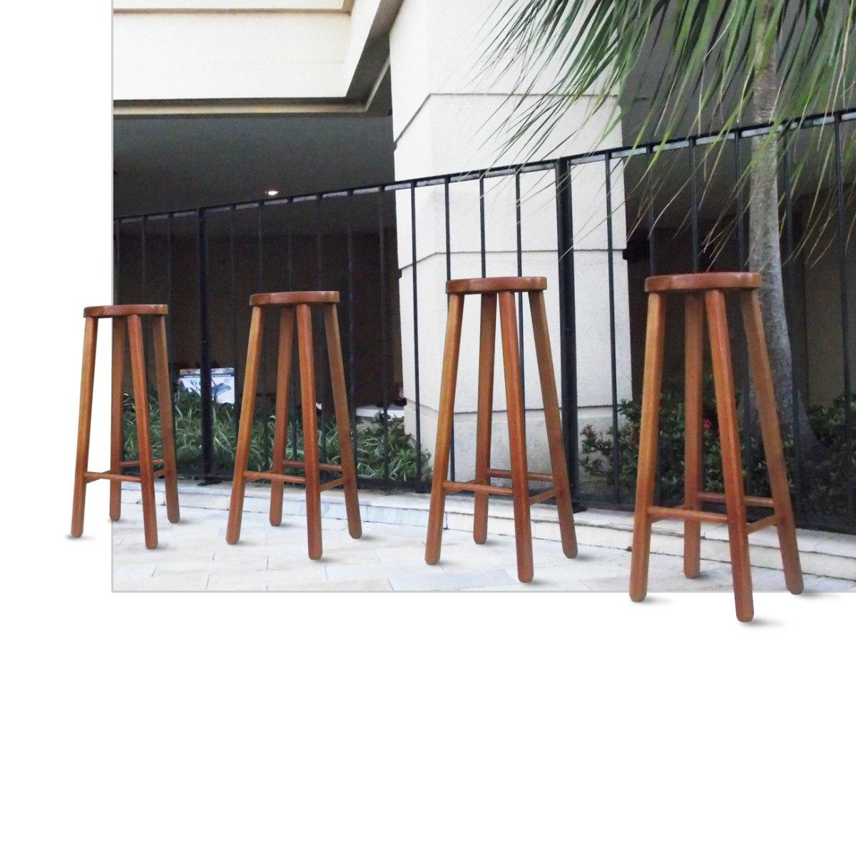 banco banqueta cadeira bar madeira alta promoção imbativel!! #925B39 1200x1200