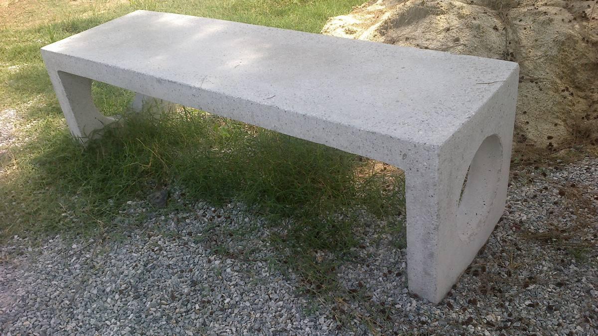 banco de concreto para jardim em jundiai : banco de concreto para jardim em jundiai:Banco De Concreto Monobloco – R$ 295,00 no MercadoLivre