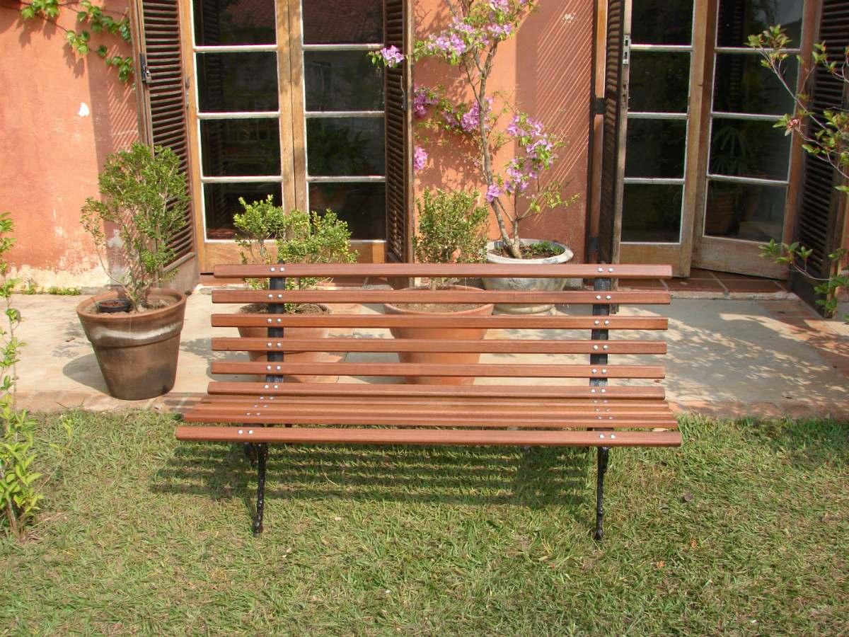 banco de jardim tamandua : banco de jardim tamandua:Bancos De Madeira Para Jardim