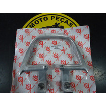 Alca Traseira Esportiva Titan 00/150 Aluminio Polido