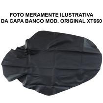 Capa De Banco Xt 660 Mod Original