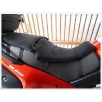 Almofada Em Gel Honda Xre 300 - Piloto/ Passageiro 2 Peças