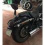 Sissy Bar Harley Davidson Dyna Fatbob Mini Encosto Garupa