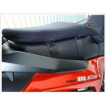Almofada Em Gel Yamaha Xt600 Passageiro - 1 Peça