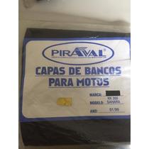 Capa Banco Nx 350 Sahara 91-99 Preta