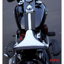 Banco Solo Mola Harley Davidson Fatboy Heritage Blackline