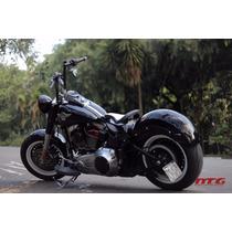 Banco Solo Molas Harley Fatboy Softail Fx Night Train Bobber
