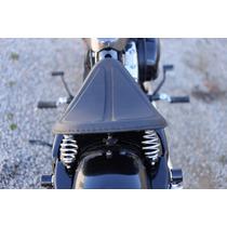 Mola Molas Barril Banco Solo De Moto Bobber Custom Chopper