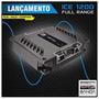 Banda Ice 1200 Rms 2/1 Ohms Amplificador Modulo Potencia 12x