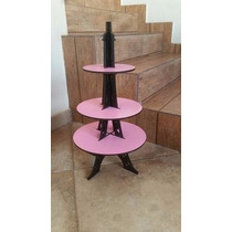 Torre De Cupcake Crua