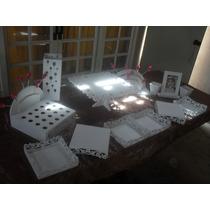Kit Festas Proveçal, Pintado Branco