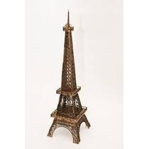 Torre Eiffel 30cm Em Mdf Cortada A Laser