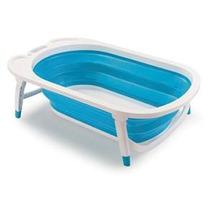 Banheira Para Bebê Dobrável Flexi Bath Menino Mania Virtual