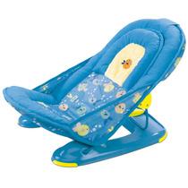 Banheira Flexível Dobravel Azul