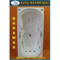 Banheira Individual Linha Bahamas Super Promoção