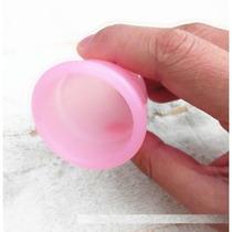 Copo Coletor Menstrual Reutilizável Tamanho: G - Cor Rosa