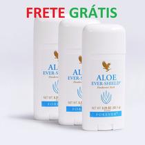 Kit Com 3 Desodorantes Forever Living - Frete Grátis!!!
