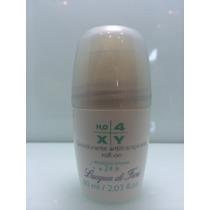 Antitranspirante Roll-on H2o 4xy 24hs 60ml Lacqua Di Fiori