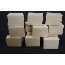 Sabonete Óleo De Coco 100% Natural Hidratante Anti Caspa