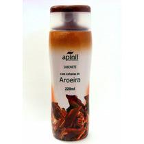 Sabonete Intimo Apinil Aroeira 200 Ml- 12 Unidades