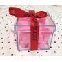 20 Caixas De Sabonetes Mini Corações
